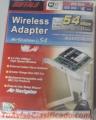 Vendo Wireless adapter con certificado WI Fi marca Buffalo modelo WLI-PCI-G54